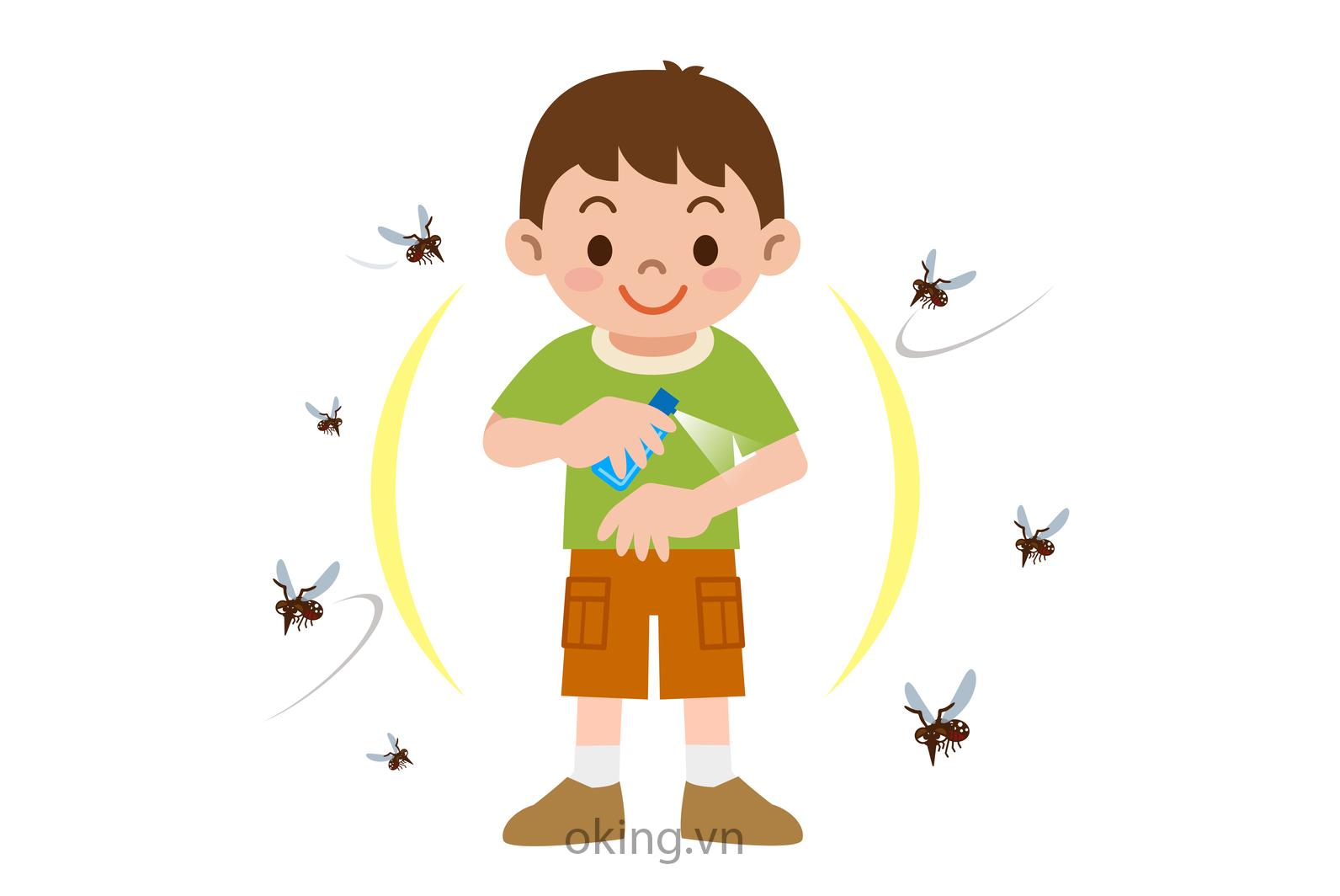 Thuốc xịt côn trùng ảnh hưởng đến sức khỏe con người như thế nào?